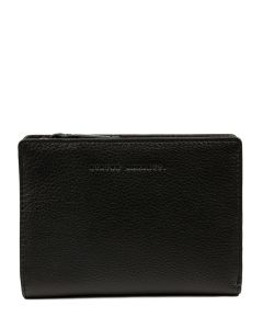 INSURGENCY WALLET BLACK LEATHER