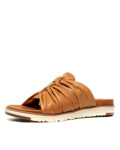 MEREDITH TAN LEATHER