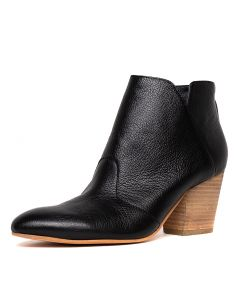 ISTAND BLACK NATURAL HEEL LEATHER