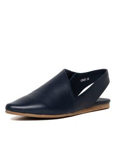 CODIE NAVY LEATHER