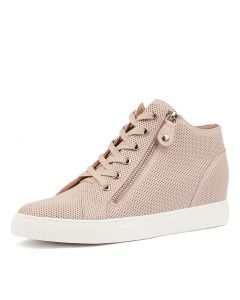 GIAZZA PALE PINK LEATHER