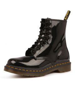 1460 8 EYE BOOT BLACK PATENT LEATHER