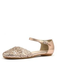 ESME ROSE GOLD SMOOTH LEATHER