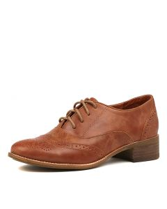 CALEIGHS COGNAC LEATHER