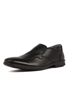 CAHILL HP BLACK LEATHER