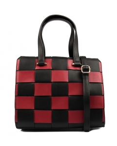 15656 BLACK&RED SMOOTH