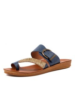 BRIA W LC NAVY SMOOTH