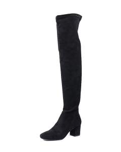 CESTO BLACK STRETCH MICROSUEDE