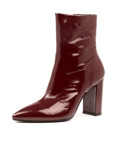 CHILLIAN PORT PATENT LEATHER