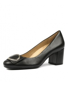 c11370adcdd NATURALIZER wright n black leather