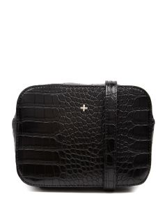 PALMER BLACK CROC SMOOTH