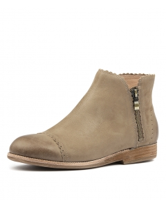 APRIS TAUPE LEATHER