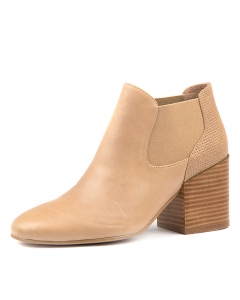 WILEYS LATTE EMB LEATHER