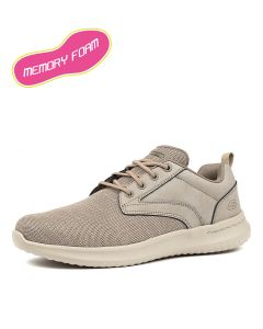 65641 DELSON   FONZO TAUPE SMOOTH