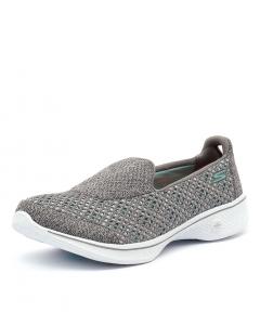 14145 GO WALK 4 KINDLE SLIP ON GREY SMOOTH