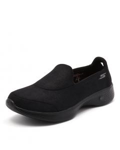 14166 GO WALK 4   INSPIRE BLACK BLACK SMOOTH