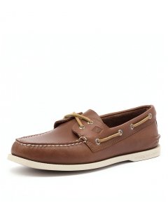 8d8ed9bd82c SPERRY a o 2 eye tan leather