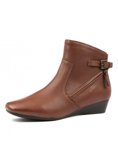 ROMELLE BROWN LEATHER