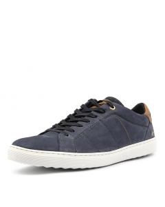 TYRONE NAVY LEATHER