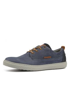 TEX NAVY NUBUCK