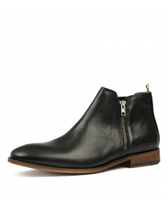 BELMONT BLACK LEATHER