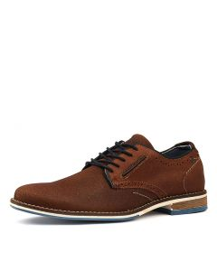 GRAYSON WR DARK BROWN SUEDE