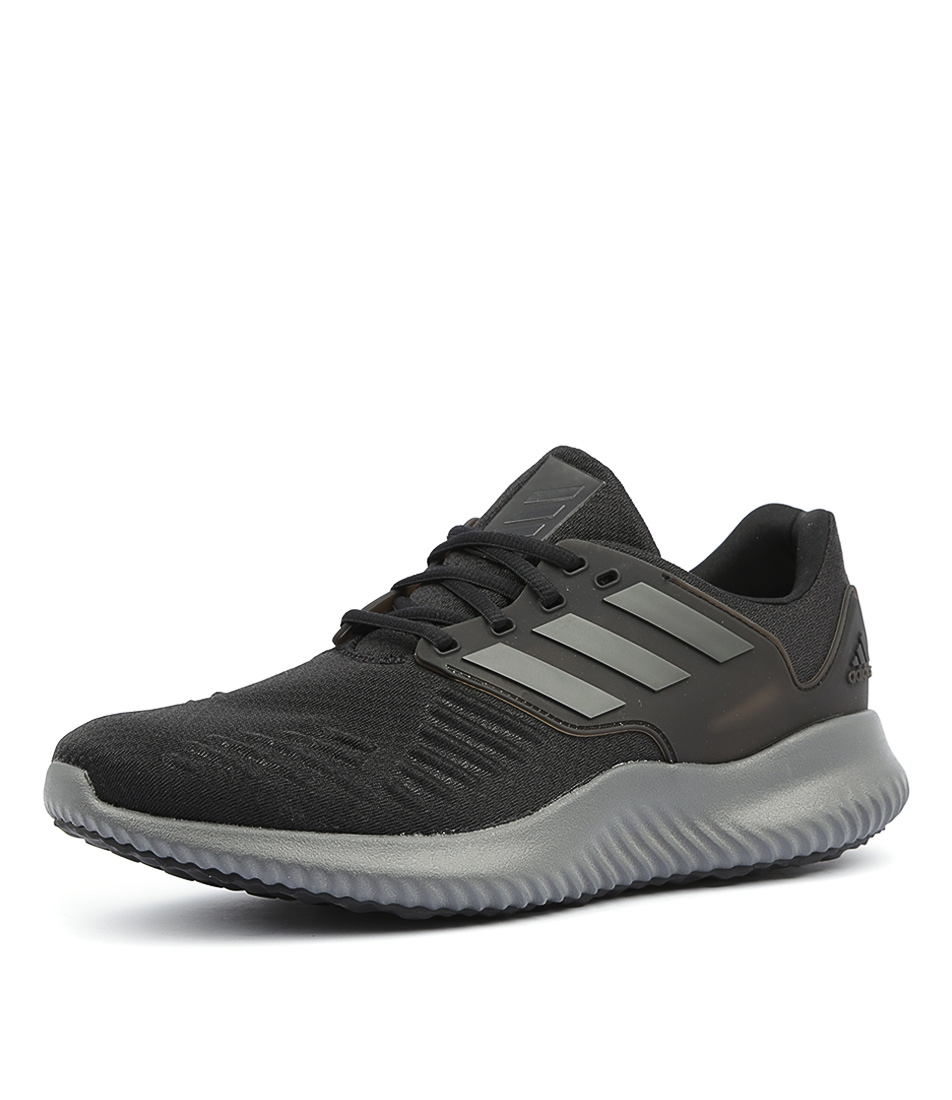 7dfb2fc87940c ALPHABOUNCE RC.2 M BLACK GREY SMOOTH by ADIDAS - at Styletread