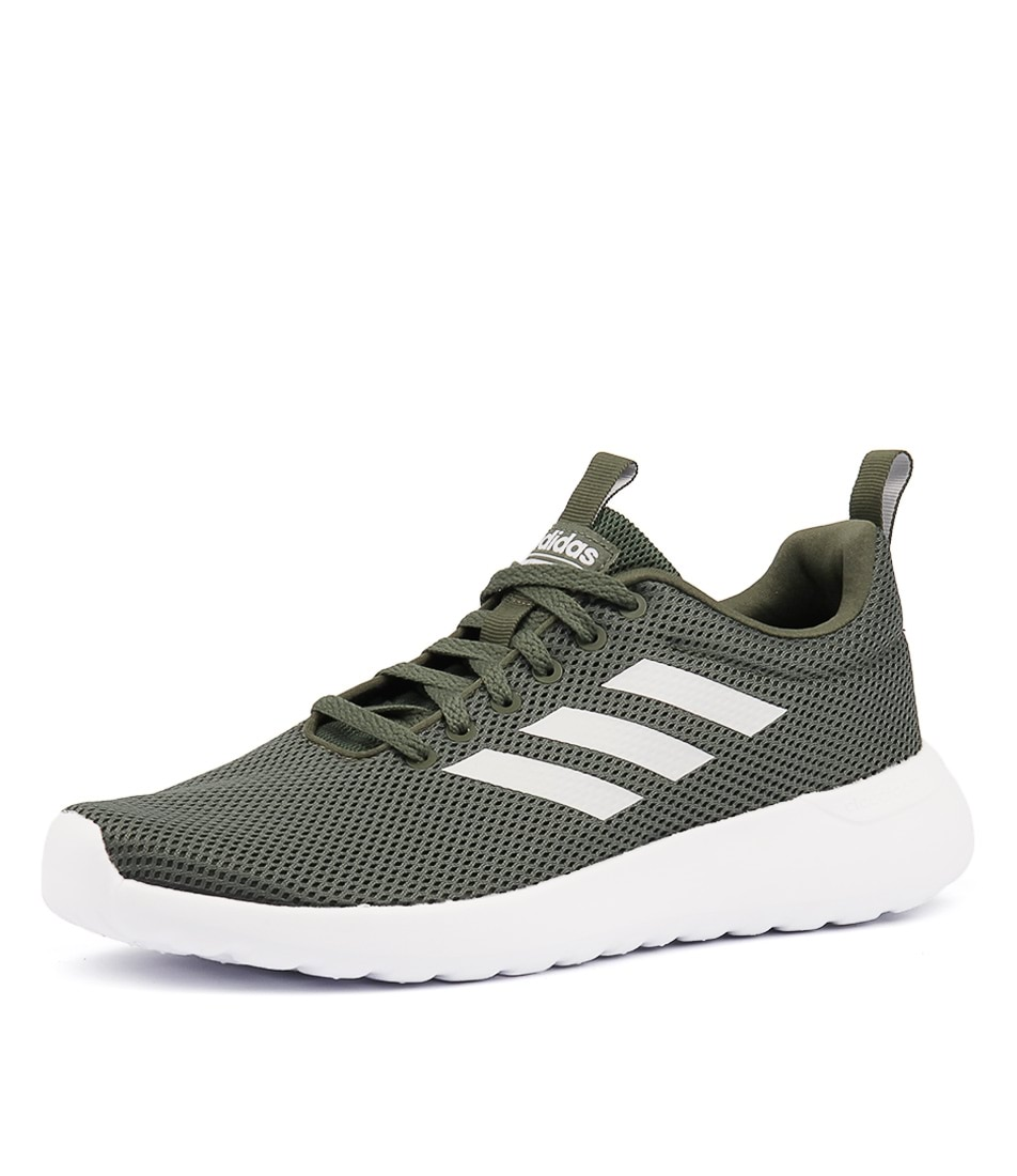 8fe3545554dcd9 LITE RACER CLN M GREEN WHITE SMOOTH by ADIDAS - at Styletread