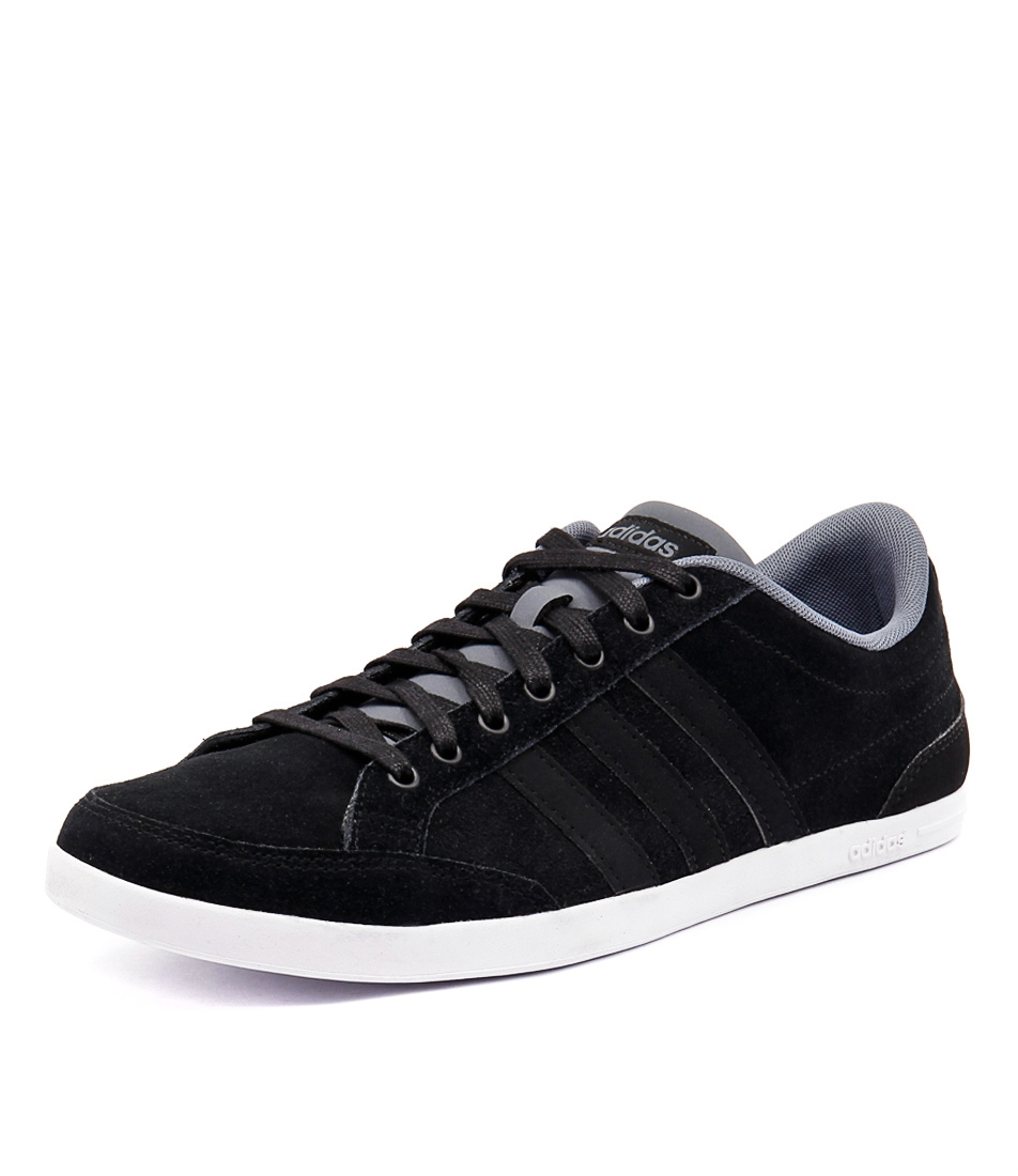 08b99a73f25 CAFLAIRE BLACK BLACK LEA SUEDE by ADIDAS NEO - at Styletread