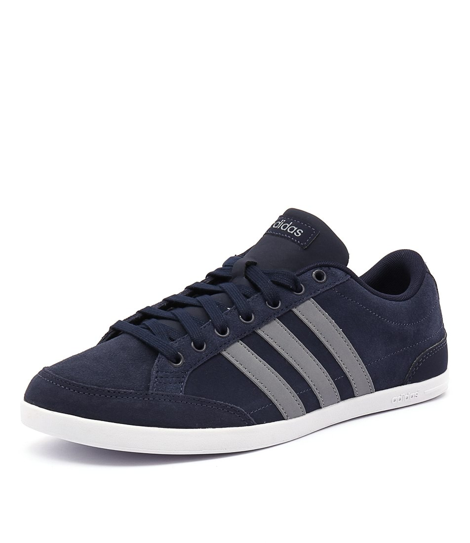 d217e5d39aa CAFLAIRE NAVY GREY WHITE SMOOTH by ADIDAS NEO - at Styletread