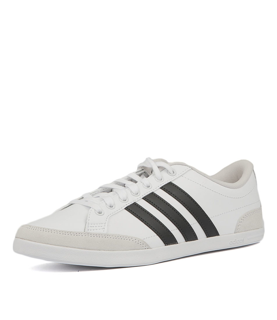 new arrival ab394 f2125 CAFLAIRE WHITE CARBON PE SMOOTH by ADIDAS NEO - at Styletrea