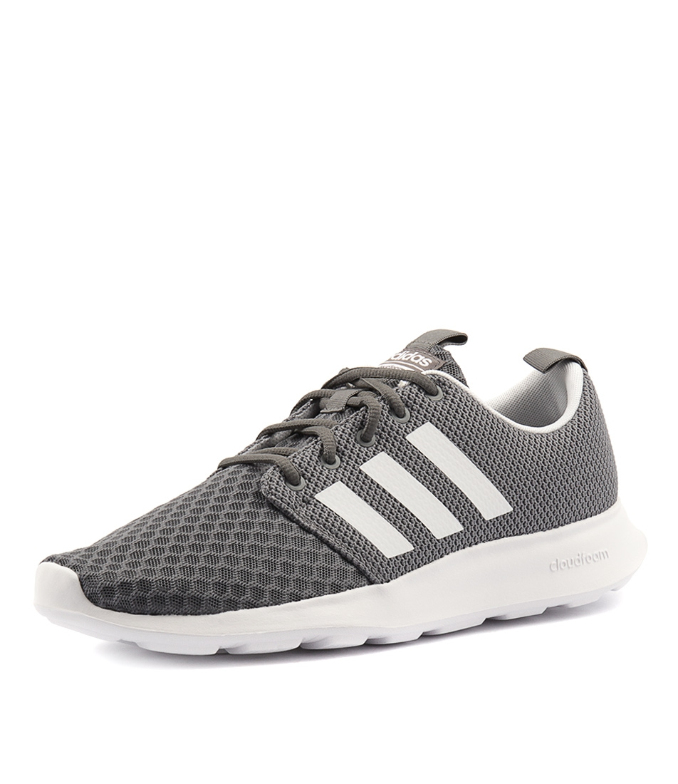 best service 365e7 522d6 CF SWIFT RACER GREY BLACK WHIT SMOOTH by ADIDAS NEO - at Styletread NZ