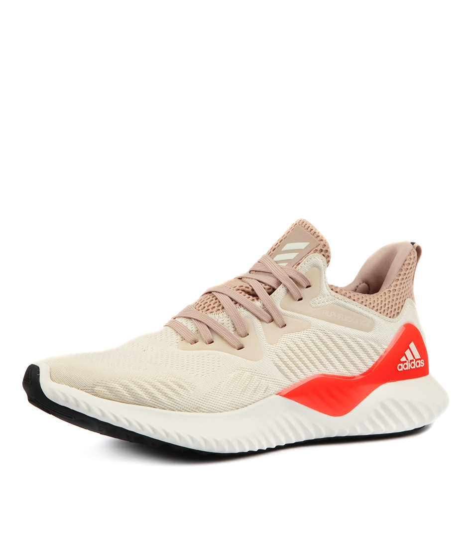 quality design 77b15 c8b36 ALPHABOUNCE BEYOND MEN S LINEN WHITE PEA SMOOTH by ADIDAS NEO - at  Styletread
