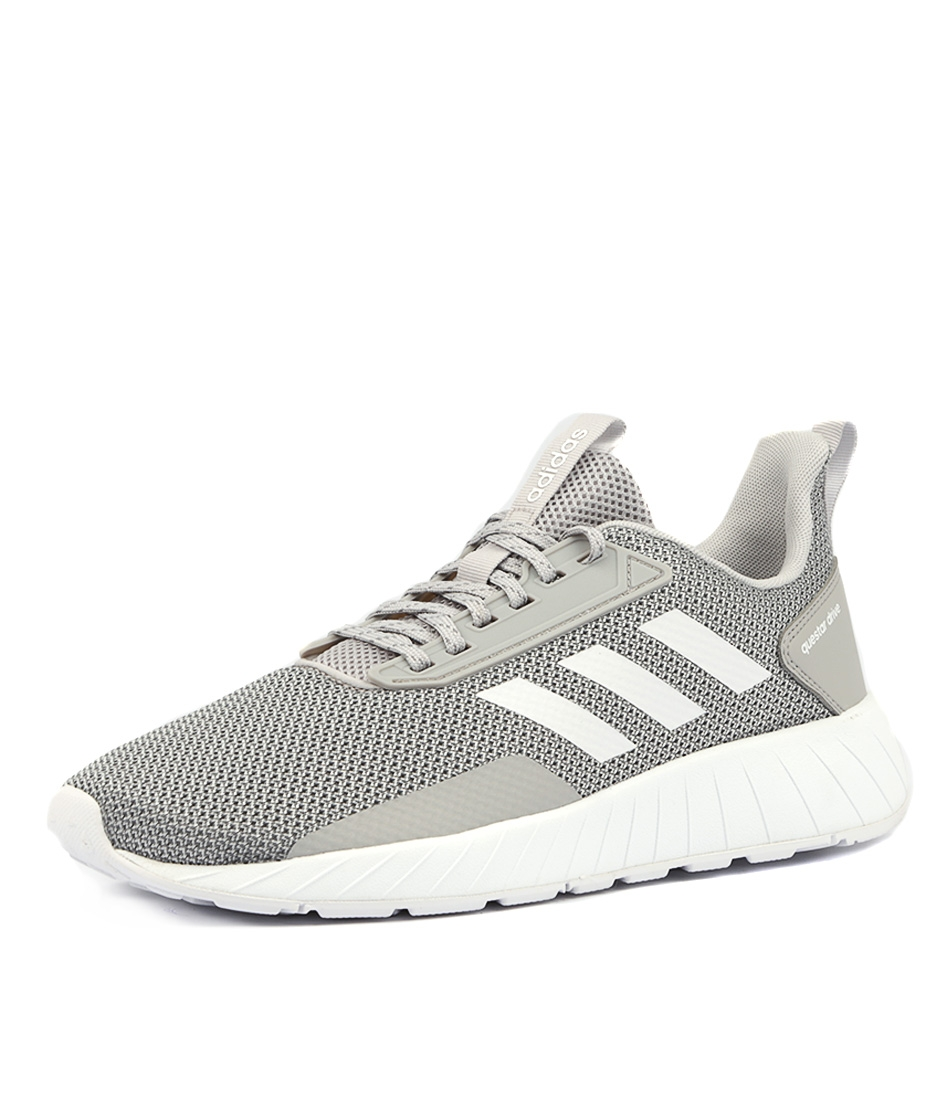 on sale c014b e5c53 QUESTAR DRIVE GREY WHITE GREY SMOOTH by ADIDAS NEO - at Styletread NZ