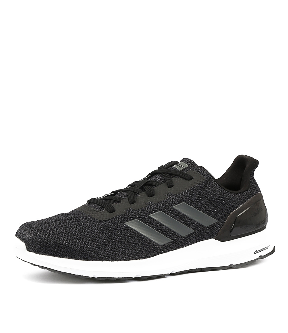 a8d6a6a1e7 COSMIC 2 SL MEN S BLACK GREY CARB SMOOTH by ADIDAS NEO - at Styletread