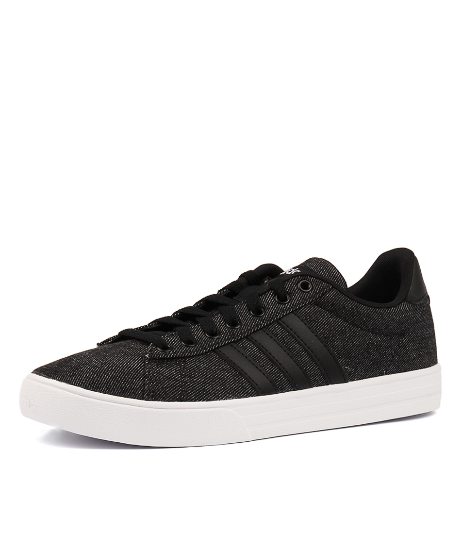 huge discount f7a33 5795f DAILY 2.0 BLACK BLACK WHITE SMOOTH by ADIDAS NEO - at Stylet