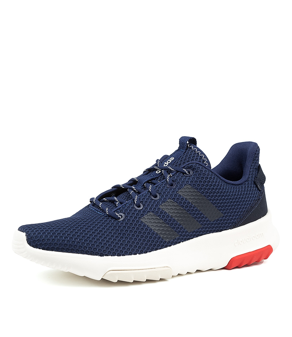 e38a57ec0f CF RACER TR BLUE RED SMOOTH by ADIDAS NEO - at Styletread NZ