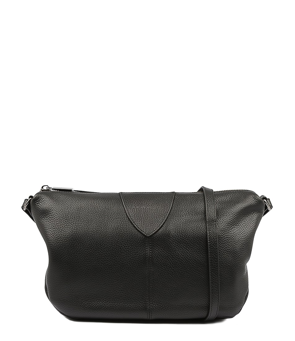 4293a1fe52 AT A LOSS BLACK LEATHER by STATUS ANXIETY - at Styletread