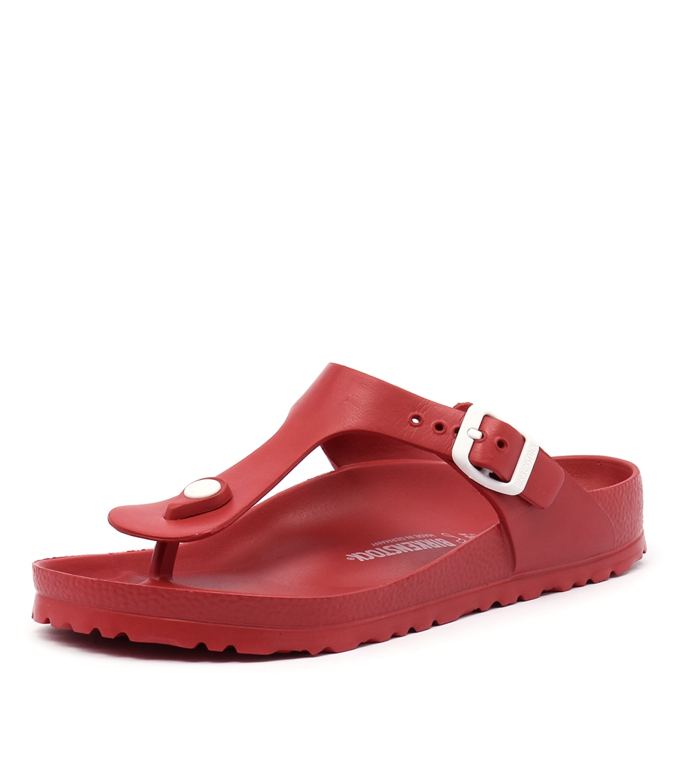 5bdd707ec97a GIZEH EVA RED EVA by BIRKENSTOCK - at Styletread