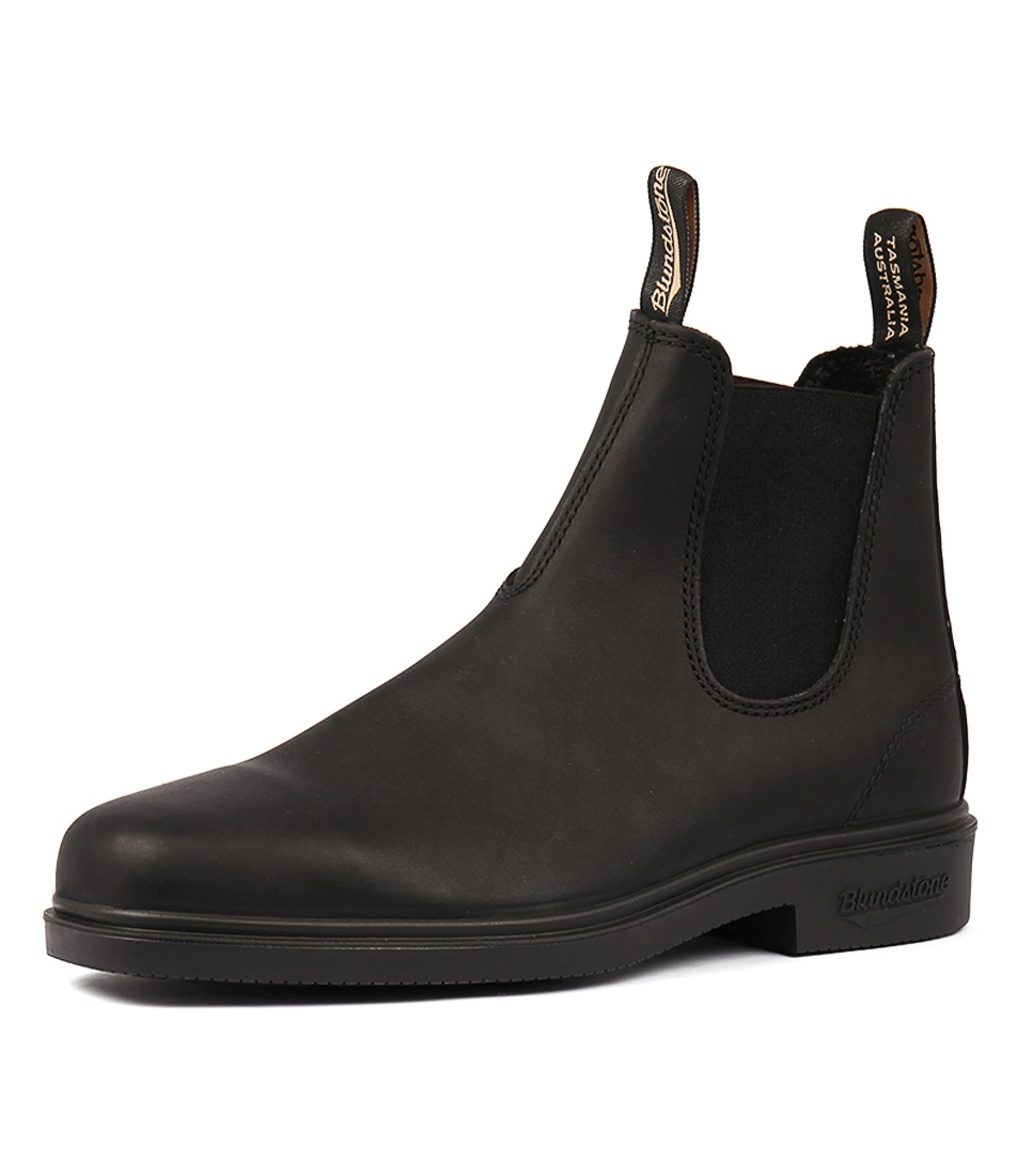 508be429cfa4 063 WOMENS BOOT BLACK LEATHER by BLUNDSTONE - at Styletread NZ