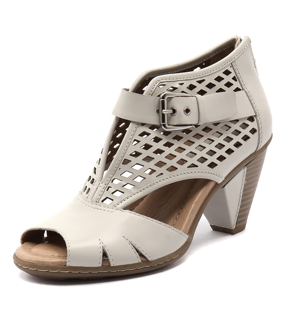 a2ef239ca295b VIRGO EA OFF WHITE LEATHER by EARTH - at Styletread NZ