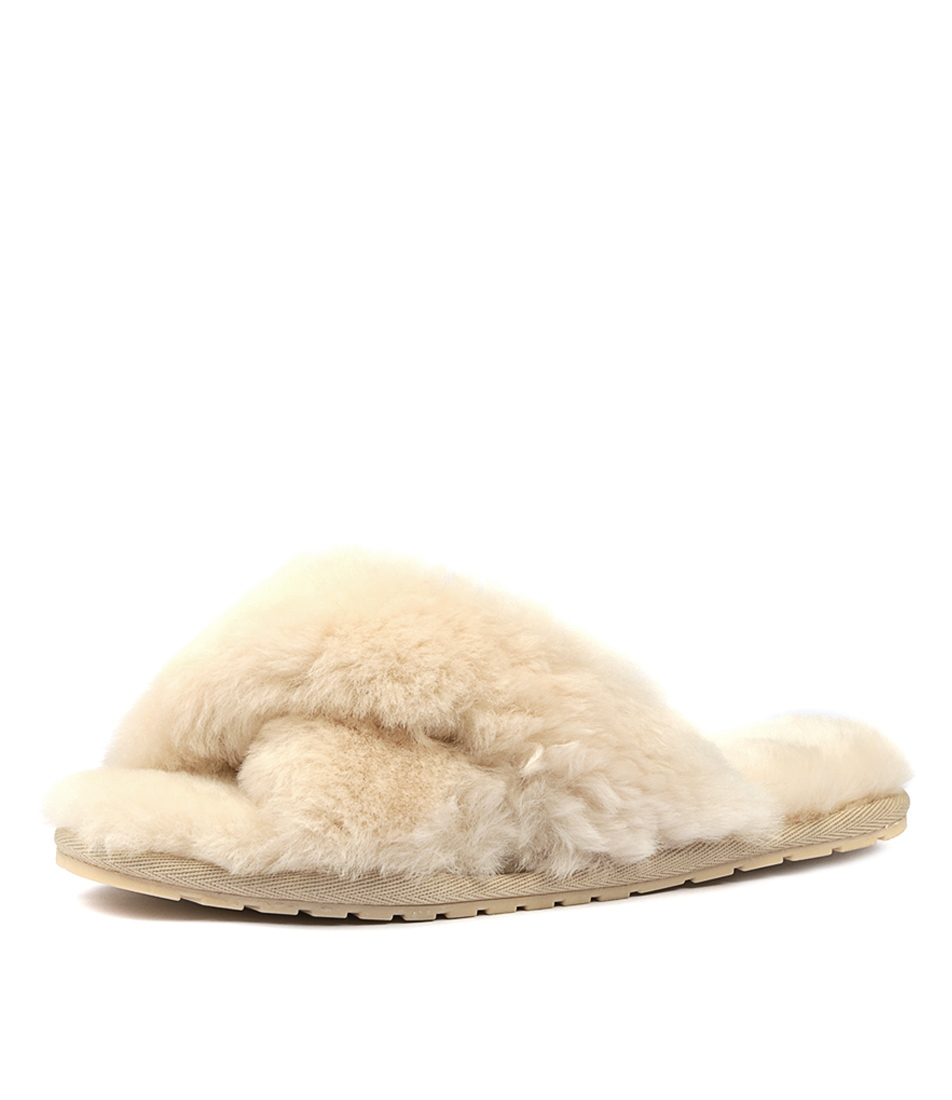 87d001b28e9c Furry Mayberry Slipper by EMU Australia at Free People sole