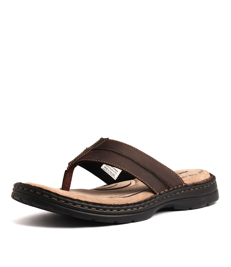 6689368dcbe0 SAIL BROWN LEATHER by HUSH PUPPIES - at Styletread NZ