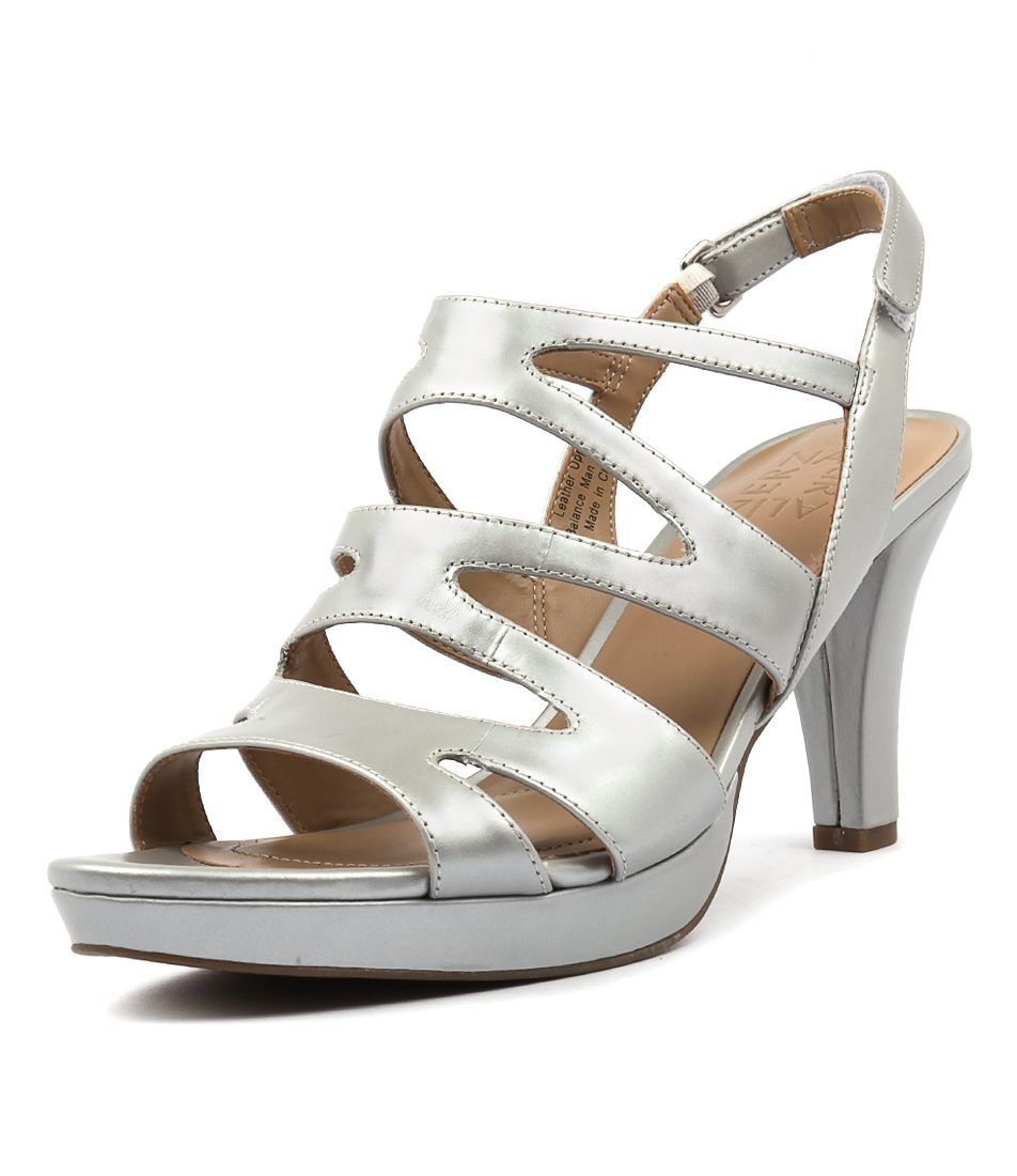 3e534d12a2c3 PRESSLEY SOFT SILVER LEATHER by NATURALIZER - at Styletread