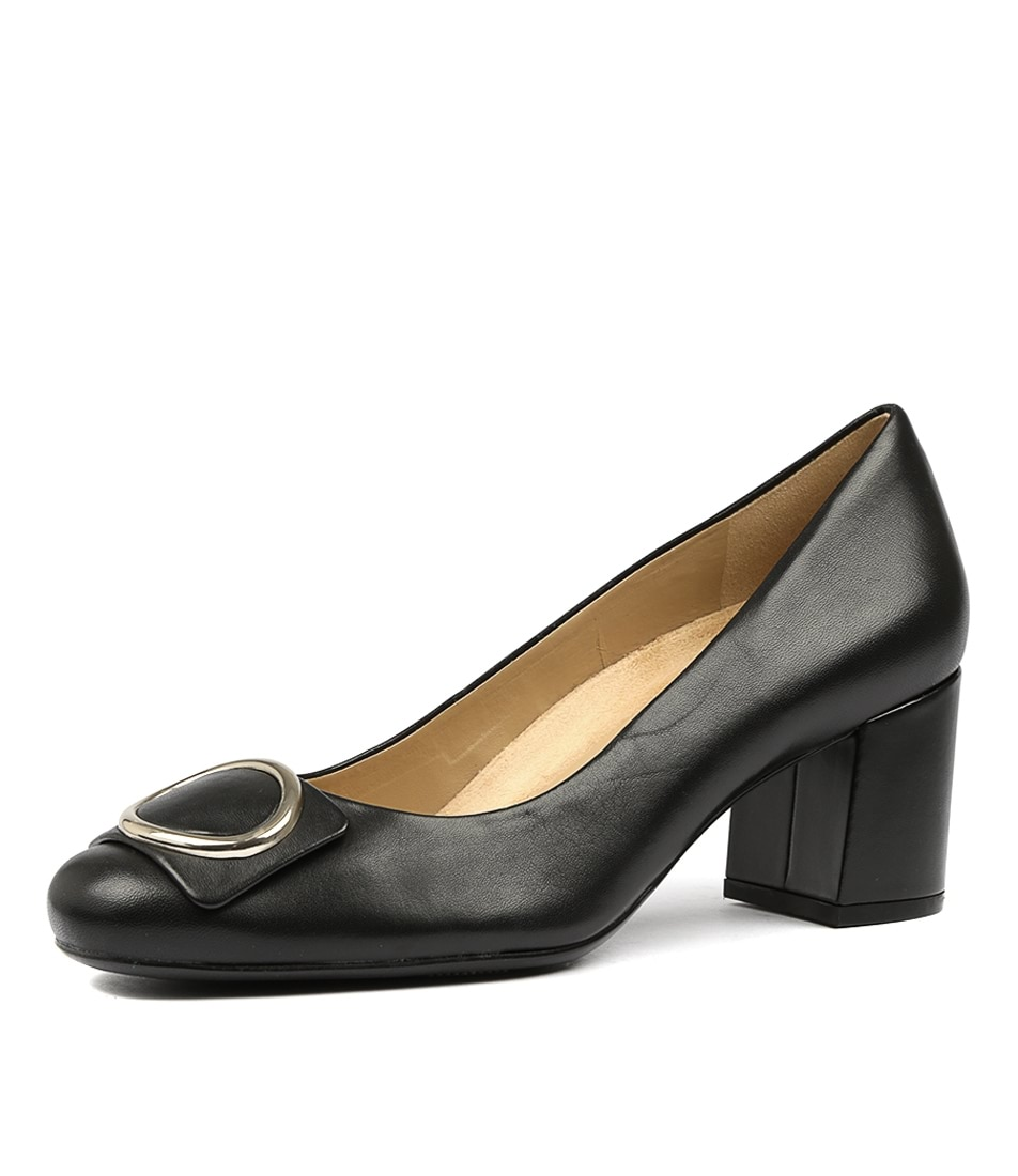81c01b9f7f WRIGHT N BLACK LEATHER by NATURALIZER - at Styletread NZ