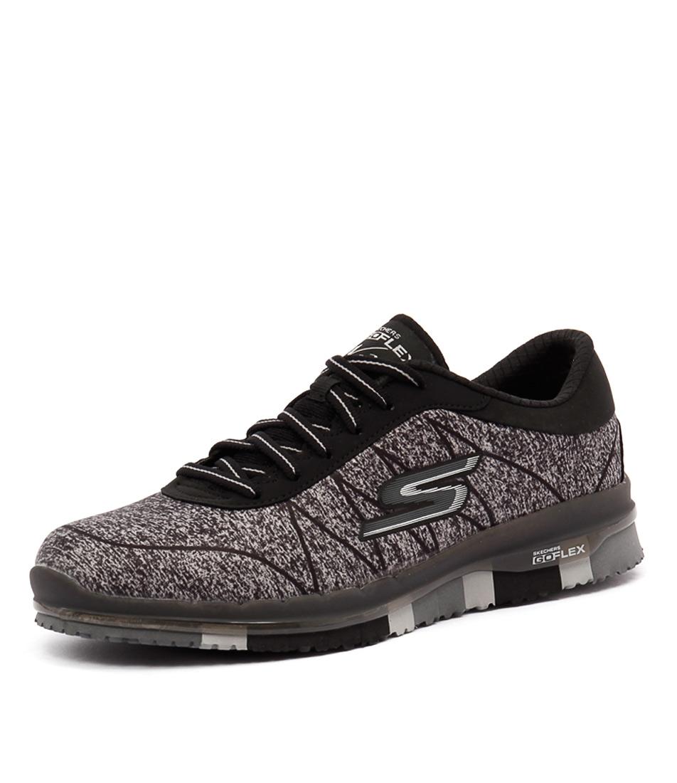 Black 14011 Ability Lace Flex Up Go Grey Fabric rBQdCoxeW