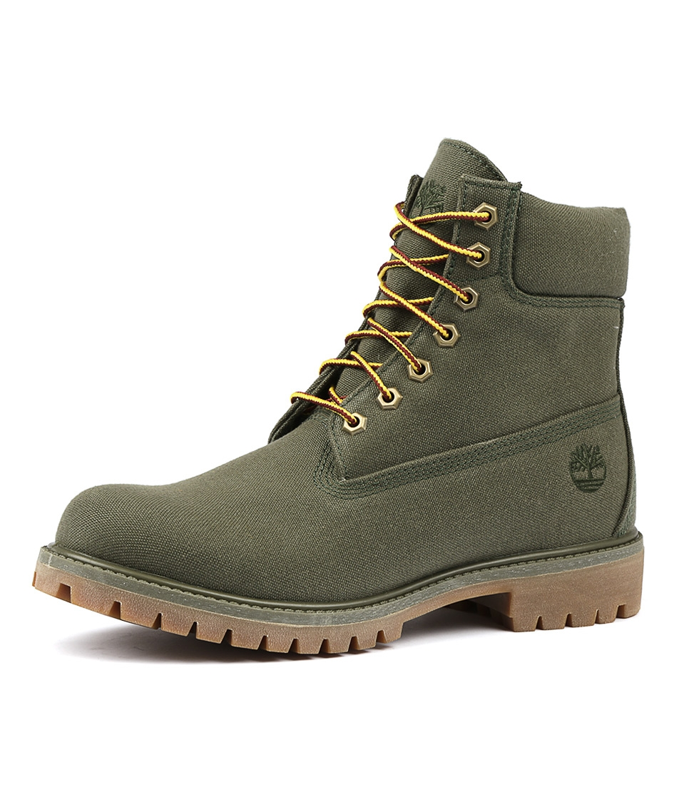 Youth 6 Premium Nubuck Timberland Grape m80Nnw