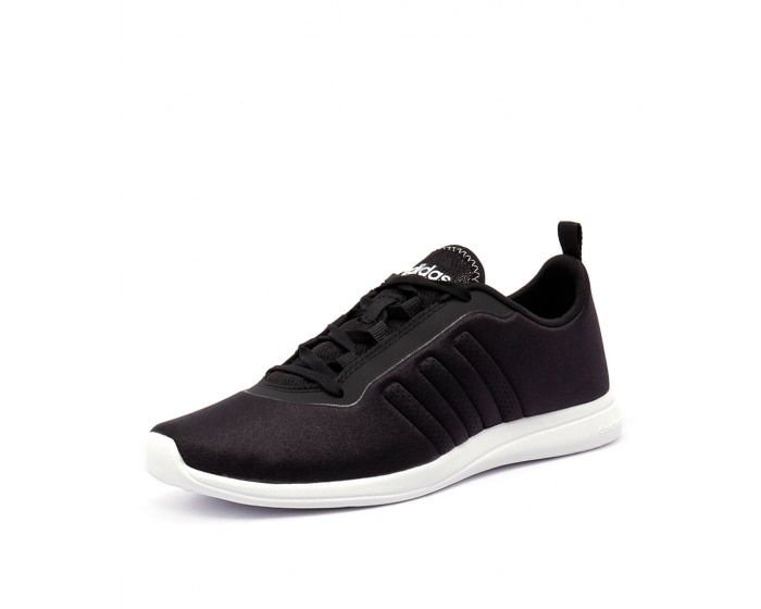 online retailer 6aca6 f74fe CLOUDFOAM PURE BLACK BLACK WHITE SMOOTH by ADIDAS NEO - at S