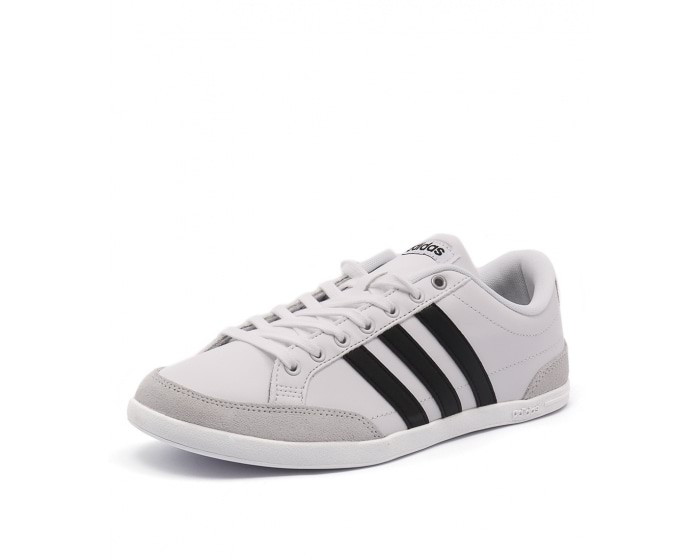 wholesale dealer 434fb 3098d CAFLAIRE WHITE BLACK SIL SMOOTH by ADIDAS NEO - at Styletrea