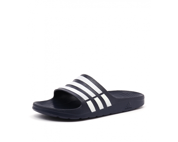 76345c9f6f49 DURAMO SLIDE MEN S NAVY WHITE NAVY SMOOTH by ADIDAS PERFORMANCE - at  Styletread NZ